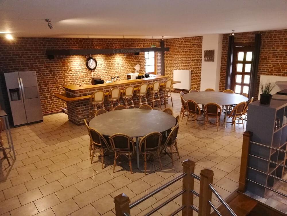 Eichenthal bar eetzaal
